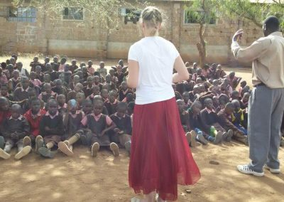 School ministry in Athi River (Kenya)