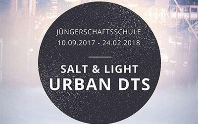 Neuigkeiten zur DTS 2017/2018